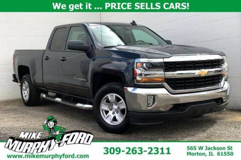 2018 Chevrolet Silverado 1500 for sale at Mike Murphy Ford in Morton IL