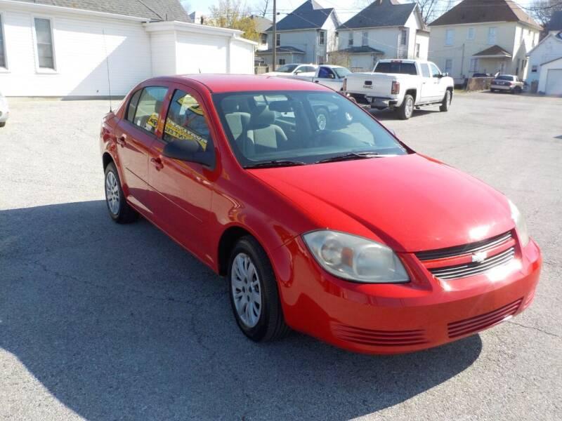 2010 Chevrolet Cobalt for sale at SEBASTIAN AUTO SALES INC. in Terre Haute IN
