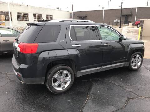 2013 GMC Terrain for sale at Westok Auto Leasing in Weatherford OK