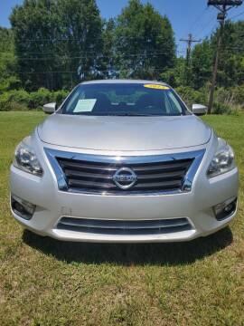2013 Nissan Altima for sale at CAPITOL AUTO SALES LLC in Baton Rouge LA