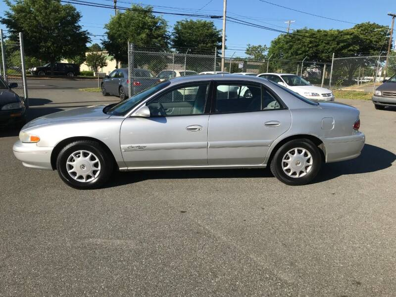 2001 Buick Century for sale at Mike's Auto Sales of Charlotte in Charlotte NC