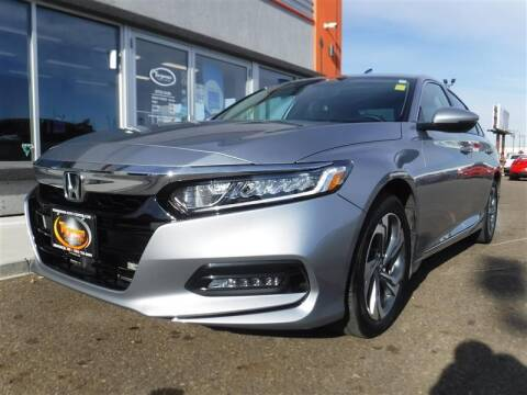 2019 Honda Accord for sale at Torgerson Auto Center in Bismarck ND