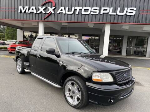 2000 Ford F-150 for sale at Maxx Autos Plus in Puyallup WA