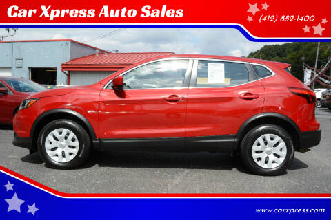 2018 Nissan Rogue Sport for sale at Car Xpress Auto Sales in Pittsburgh PA