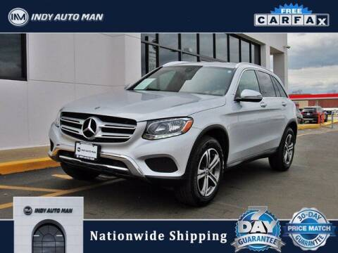 2019 Mercedes-Benz GLC for sale at INDY AUTO MAN in Indianapolis IN