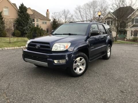 2004 Toyota 4Runner for sale at CLIFTON COLFAX AUTO MALL in Clifton NJ