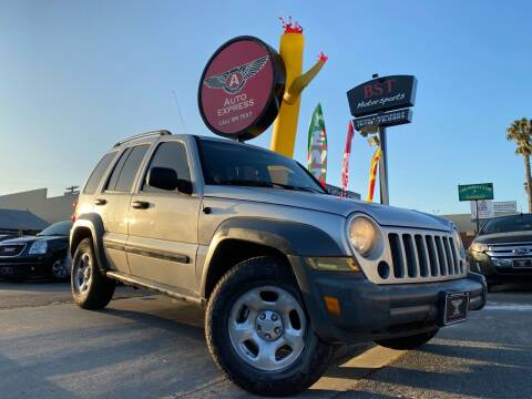 2005 Jeep Liberty for sale at Auto Express in Chula Vista CA