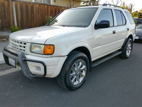 1999 Isuzu Rodeo for sale at California Diversified Venture in Livermore CA