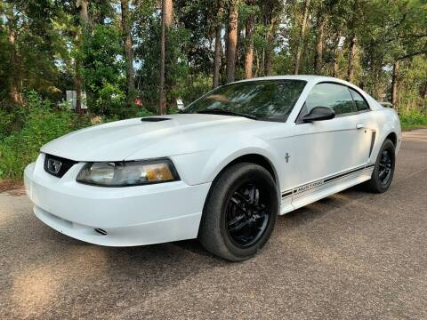 2001 Ford Mustang for sale at Next Autogas Auto Sales in Jacksonville FL