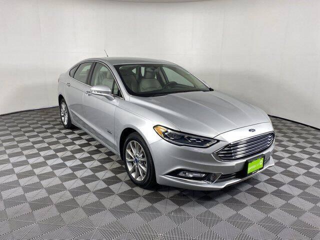 2017 Ford Fusion Energi for sale in Philadelphia, PA