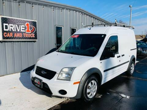 2012 Ford Transit Connect for sale at Drive 1 Car & Truck in Springfield OH