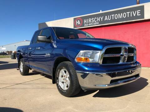 2010 Dodge Ram Pickup 1500 for sale at Hirschy Automotive in Fort Wayne IN