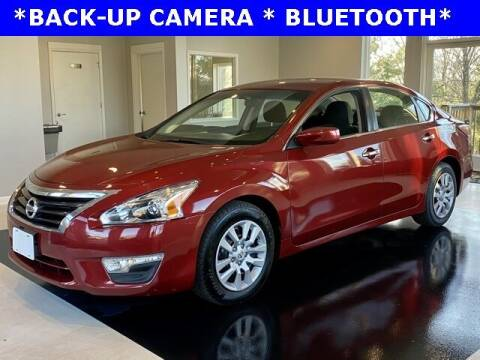2015 Nissan Altima for sale at Ron's Automotive in Manchester MD