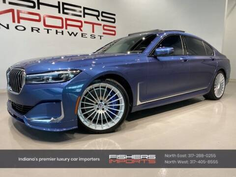 2021 BMW 7 Series for sale at Fishers Imports in Fishers IN