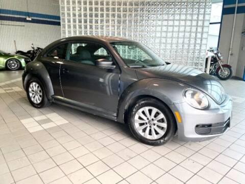 2014 Volkswagen Beetle for sale at iAuto in Cincinnati OH