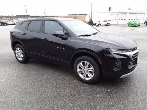 2021 Chevrolet Blazer for sale at Strosnider Chevrolet in Hopewell VA