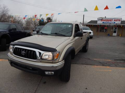 2003 Toyota Tacoma for sale at Dave's discount auto sales Inc in Clearfield UT