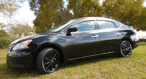 2014 Nissan Sentra for sale at Performance Autos of Southwest Florida in Fort Myers FL