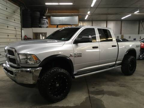 2017 RAM Ram Pickup 2500 for sale at T James Motorsports in Gibsonia PA