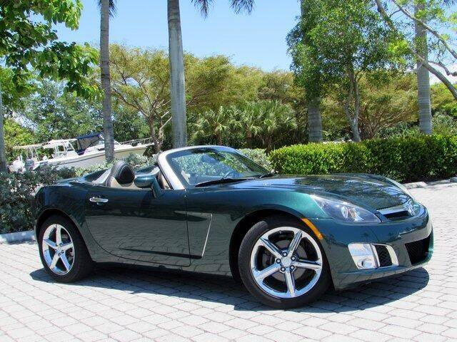 2008 Saturn SKY for sale at Auto Quest USA INC in Fort Myers Beach FL