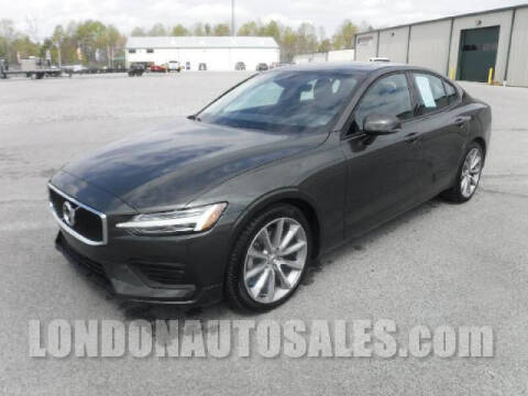 2020 Volvo S60 for sale at London Auto Sales LLC in London KY
