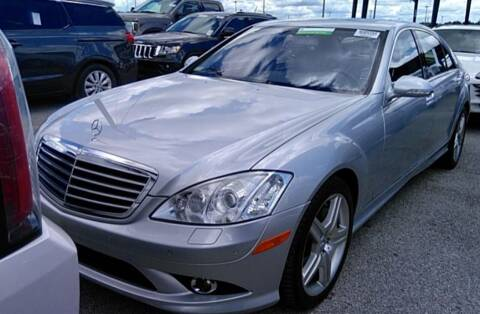 2008 Mercedes-Benz S-Class for sale at R & R Motors in Queensbury NY