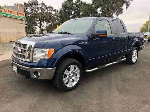 2010 Ford F-150 for sale at C J Auto Sales in Riverbank CA