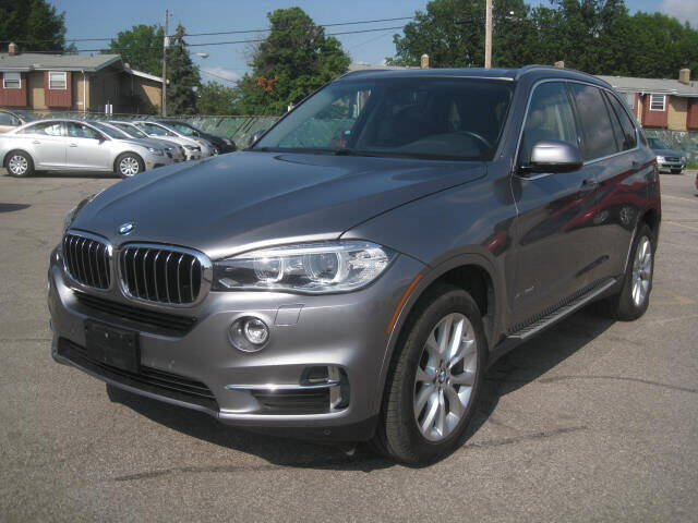 2014 BMW X5 for sale at ELITE AUTOMOTIVE in Euclid OH