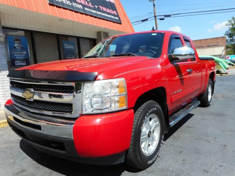 2010 Chevrolet Silverado 1500 for sale at Super Sports & Imports in Jonesville NC