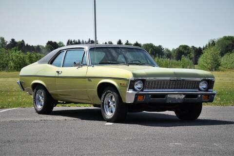 1971 Chevrolet Nova for sale at Van Allen Auto Sales in Valatie NY