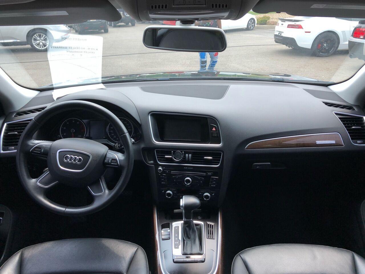 2016 Audi Q5 Sport Utility
