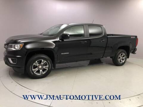 2015 Chevrolet Colorado for sale at J & M Automotive in Naugatuck CT