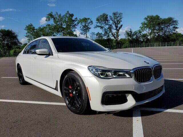 2017 BMW 7 Series for sale at CON ALVARO ¡TODOS CALIFICAN!™ in Columbia TN