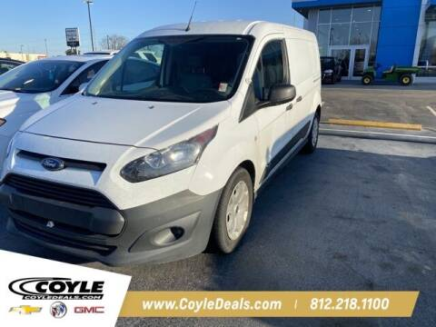 2018 Ford Transit Connect Cargo for sale at COYLE GM - COYLE NISSAN in Clarksville IN