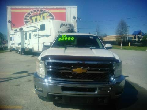 2011 Chevrolet Silverado 2500HD for sale at AUTOPLEX 528 LLC in Huntsville AL