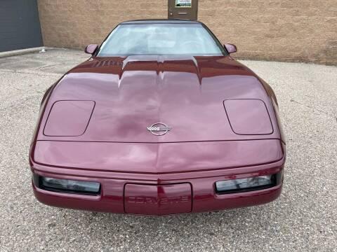 1993 Chevrolet Corvette for sale at MICHAEL'S AUTO SALES in Mount Clemens MI