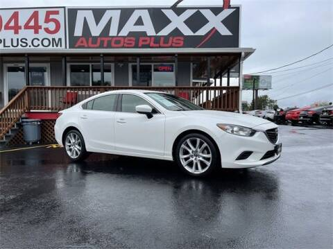 2017 Mazda MAZDA6 for sale at Maxx Autos Plus in Puyallup WA