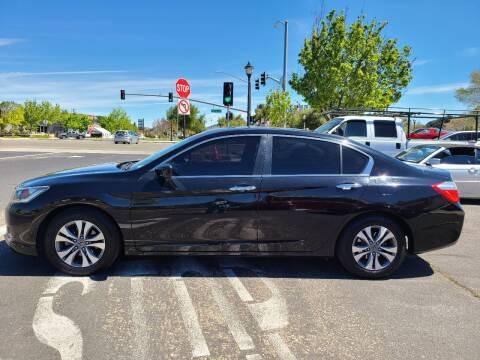 2014 Honda Accord for sale at Coast Auto Sales in Buellton CA