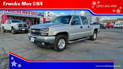 2006 Chevrolet Silverado 1500 for sale at Trucks Max USA in Manteca CA