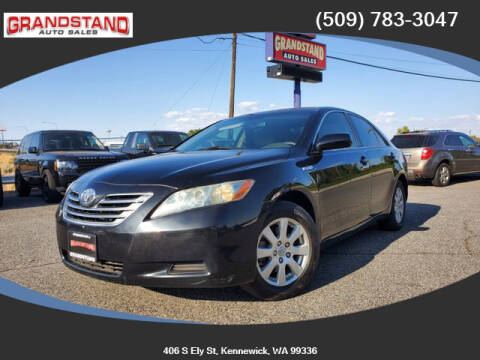 2009 Toyota Camry Hybrid for sale at Grandstand Auto Sales in Kennewick WA
