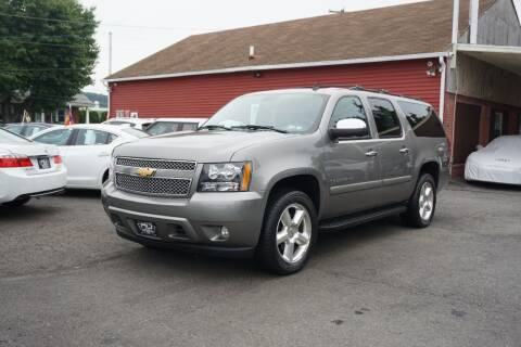2008 Chevrolet Suburban for sale at HD Auto Sales Corp. in Reading PA