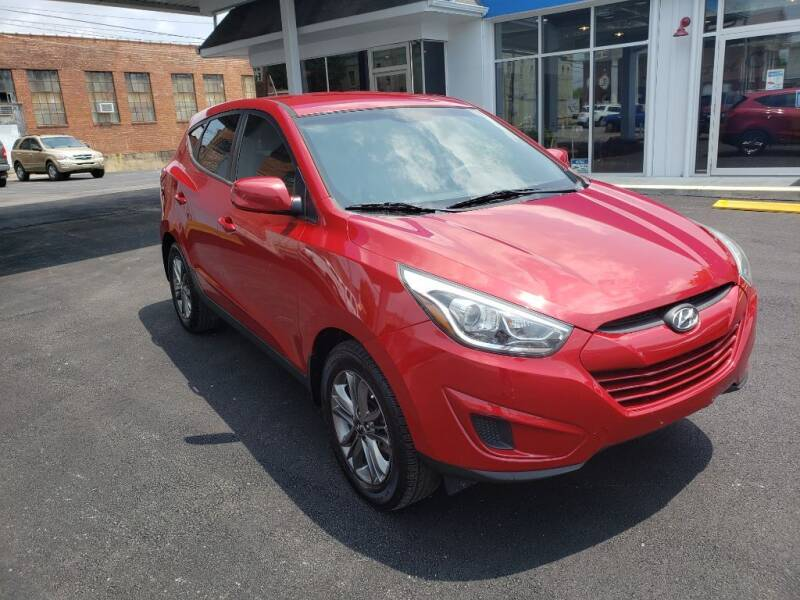 2015 Hyundai Tucson for sale at Lincoln County Automotive in Fayetteville TN