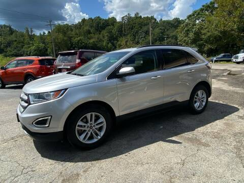 2015 Ford Edge for sale at Monroe Auto's, LLC in Parsons TN