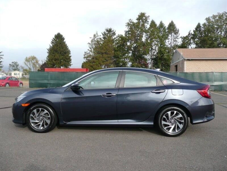2017 Honda Civic EX 4dr Sedan - East Windsor CT