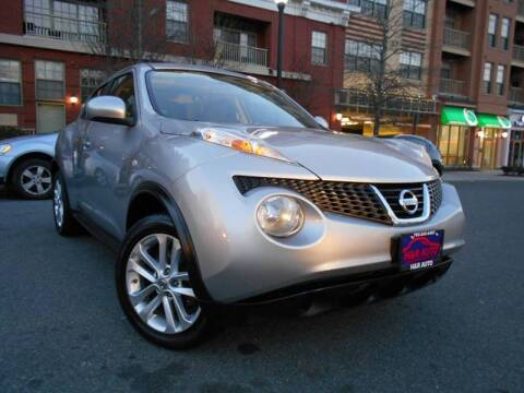 2012 Nissan JUKE for sale at H & R Auto in Arlington VA