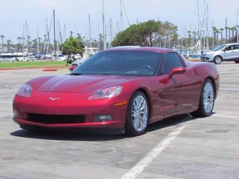 2007 Chevrolet Corvette for sale at Convoy Motors LLC in National City CA