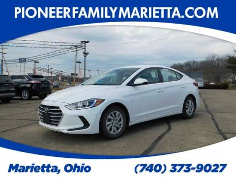 2017 Hyundai Elantra for sale at Pioneer Family auto in Marietta OH