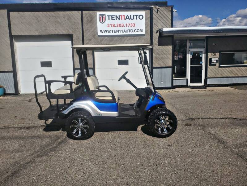 2015 Yamaha Drive EFI for sale at Ten 11 Auto LLC in Dilworth MN