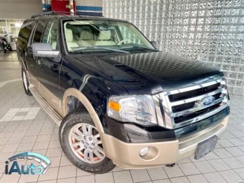 2013 Ford Expedition EL for sale at iAuto in Cincinnati OH