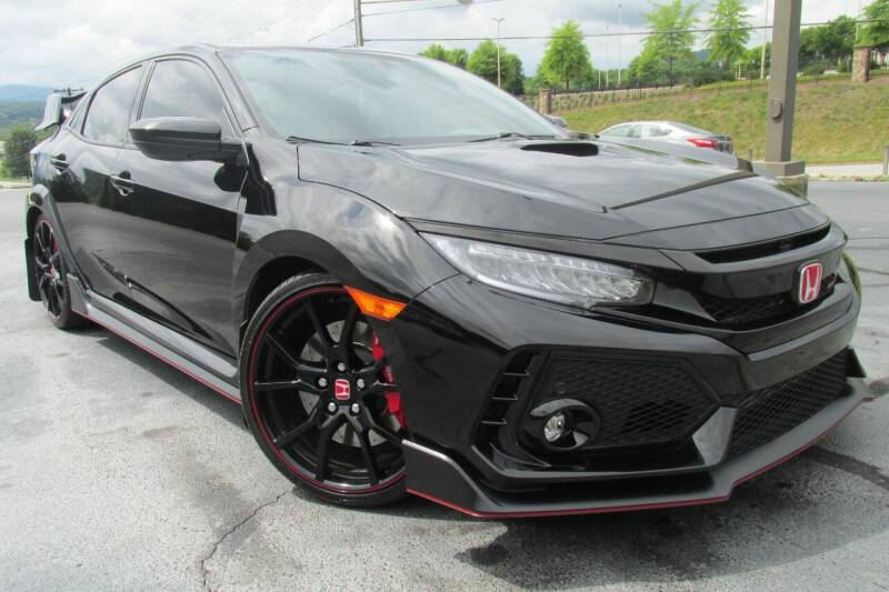 2018 Honda Civic for sale at Tilleys Auto Sales in Wilkesboro NC